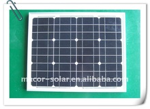 30W Solar Panel For Home Use MS-MONO-30W