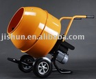 Electric Portable Concrete Mixer