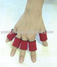 Neoprene Finger Supports