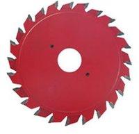 HS series- Shim adjustable T.C.T.circular scoring saw blade