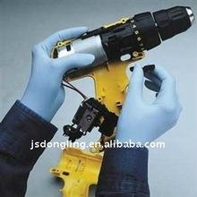 5.0mil hardware tool Nitrile Gloves powder free