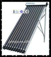 Heat Pipe Vacuum Tube Solar Collector(SRCC,SABS,Solar Keymark)