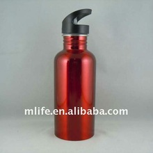 FDA LFGB SGS approved airless eco-friendly food grade bpa free stainless steel military bottles