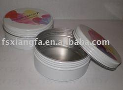 Round Aluminum Case