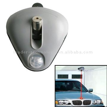 Garage laser parking light sh504l view parking light for Garage llacer miribel
