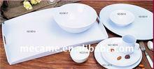 Melamine wholesale Dinnerware Sets/Melamine Dinner Set