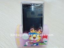 Soft PVC cell phone holder supplier