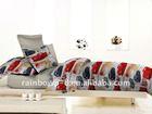 50%polyester 50% cotton pigment printed duvet cover set/bedding set