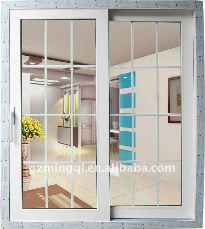 Pvc Sliding Door Grill Design Hs Code 3925200000 Buy