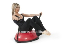 Pilates demi - boule / balance ball / boule de yoga