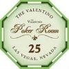 OCTAGON 44 mm Dia Custom Ceramic Poker Chip