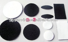3M adhesive velcro coins/strong sticky backed hook and loop dots