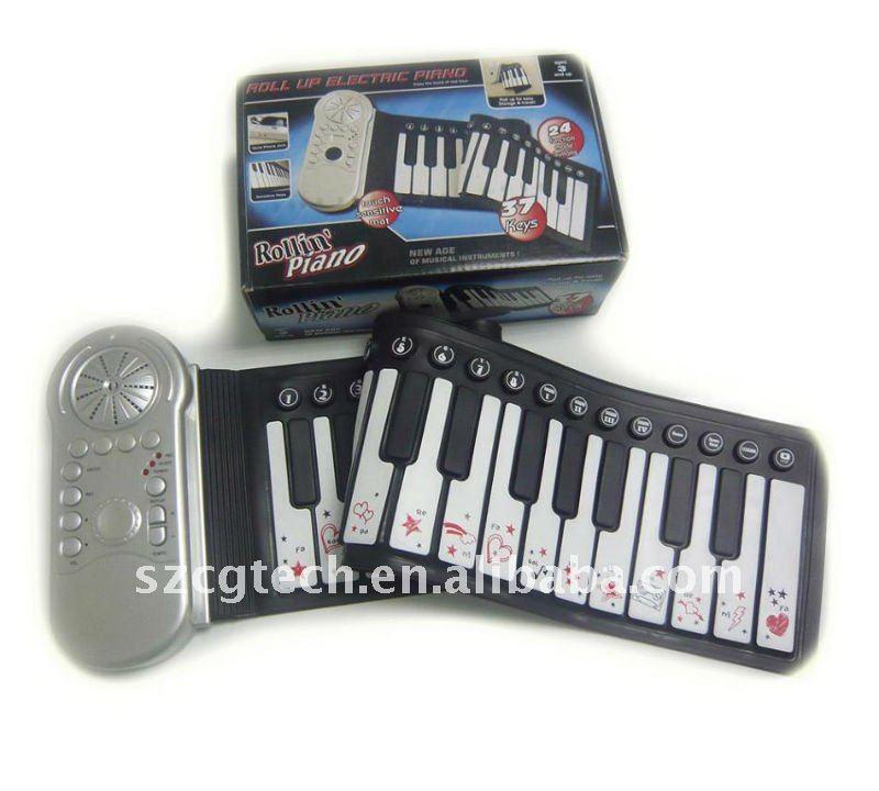 نشمر عن لوحة المفاتيح بيانو، موسيقى آلات لوحة المفاتيح
