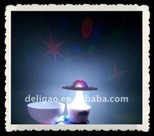 Rotation Star Sky Light Lamp Romantic Night Projector