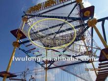 sky rope climbing frame