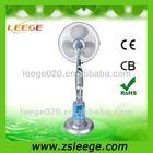 electric water spray fan