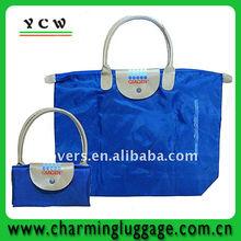 Foldable eco promotional shopping bag