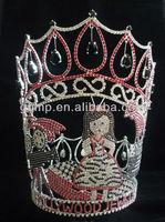 custom made rhinestone tiaras