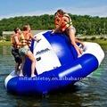 Azul inflável saturno/parque inflável da água