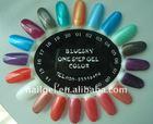 BLUESKY one step gel nail polish color 01-20