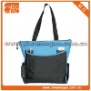 Fashion Outside Pocket Versatile Tote Bag, Funky Waterproof Beach Bag