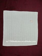 100% tissu de coton Chequer couche de bébé, Gros couches lavables