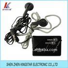 K-91 fm mini auto scan radio with earphone