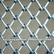 cheap galvanized chain link fence