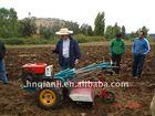QL-121 walking tractor, hand tractor, mini farm used tractor