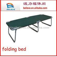 Heavy Duty Steel camping bed