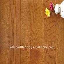 Standard product white oak wood flooring