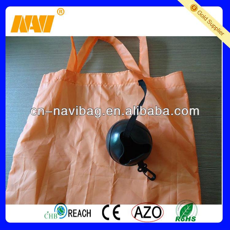 2014 Fashion foldable shopping bag( NV-2025)