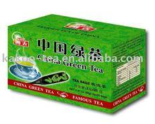 Kakoo Green Teabags & Chinese green tea bag& green teabags