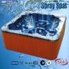 High-quality Acylic freestanding bathtub spa product M-530D free standing baths
