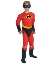 The Incredibles - Dash Muscle Child Costume TZ-YF7-2