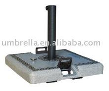 Cantilever umbrella base ( con la rueda& 360 de grados de rotación )