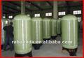 FRP vessel tank water softener or filtration