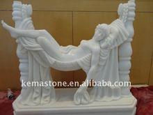 Female women Stone Figure Statues