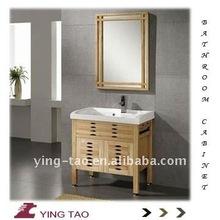 Fully assembled bathroom vanity top cabinet B-956