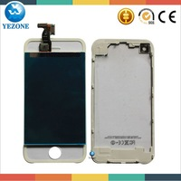 High quality bumper frame silicone cell phone case for iphone 4G