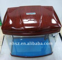 SOBO coffee color small Desktop Fish Tank Aquarium