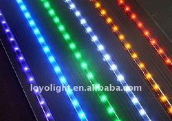 "underbody under car 7 colors LED strip,48""X36"" LED Strip light"