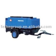 Portable Single Screw Diesel Air Compressor