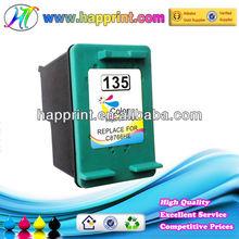 Ink printer cartridge for HP 135 C8766HE Color Cartridge
