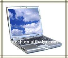 original used brand laptop computer 14.1 inch D610 Intel Pentium M-533(Dothan) 1.6GHz DDR2 1G 60G Win XP wifi