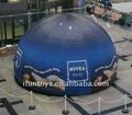 Portátil cúpula del planetario inflable con la impresión / de la bóveda inflable planetario amo de la / cúpula del planetario inflable tienda de campaña