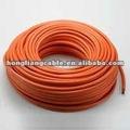 Caoutchouc sous gaine de câble de soudage 60245 82 35mm2~150mm2 cei conducteur de cuivre de câble électrique