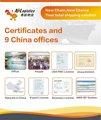 el despacho de aduanas de china a estados unidos