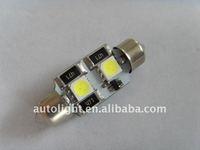 12v led festoon auto led reading light