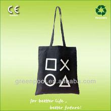 2013 promotion eco shopping plain canvas bags